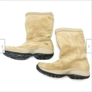 Merrell Primo Chill Fur Lined Suede Leather Boots